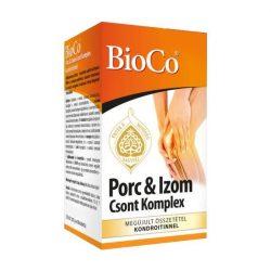 BioCo Porc&Izom Csont komplex kondroitinnel tabletta (60 db)