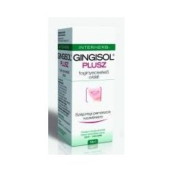 Interherb Gingisol Plusz fogínyecsetelő oldat (10 ml)