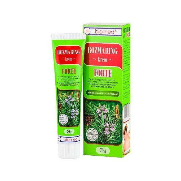 Biomed Rozmaring forte krém (70 g)