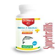 Dr. Herz Omega-3 halolaj kapszula (60 db)