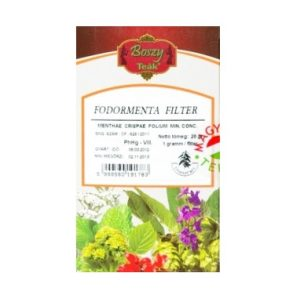 Gyógyfű Boszy Fodormenta filteres tea (20 db)
