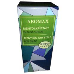 Aromax Mentolkristály szaunázáshoz (25 g)