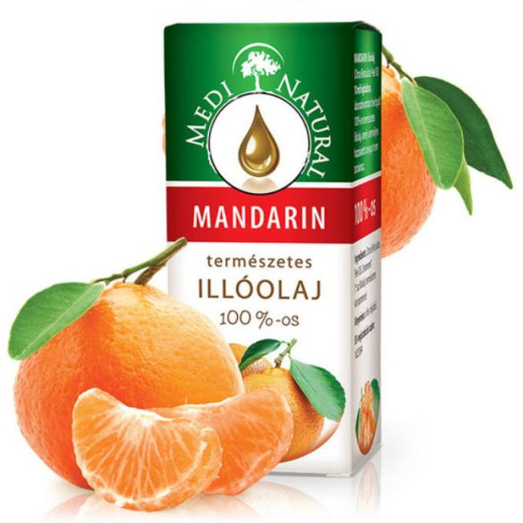 Medinatural Mandarin illóolaj (10 ml)