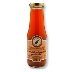 Bio Berta Nektár Sárgarépa, szőlő, alma (330 ml)