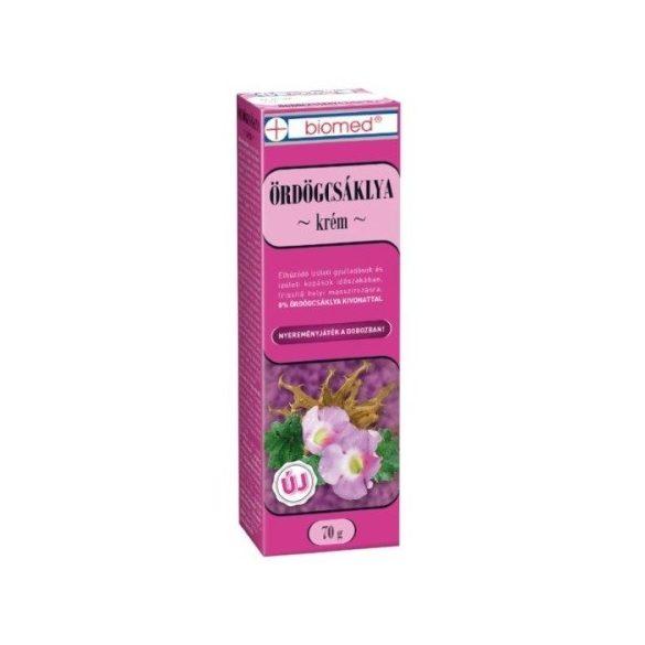 Biomed Ördögcsáklya krém (70 g)