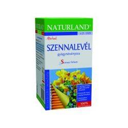 Naturland Szennalevél Tea (25 filter)