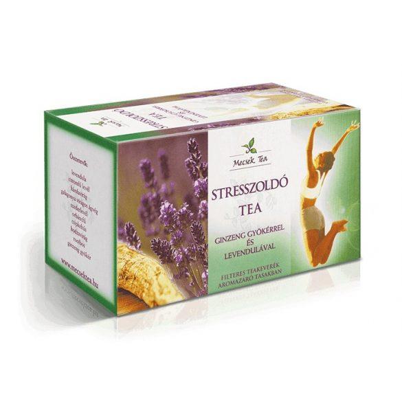 Mecsek Tea Stresszoldó filteres tea (20 filter)