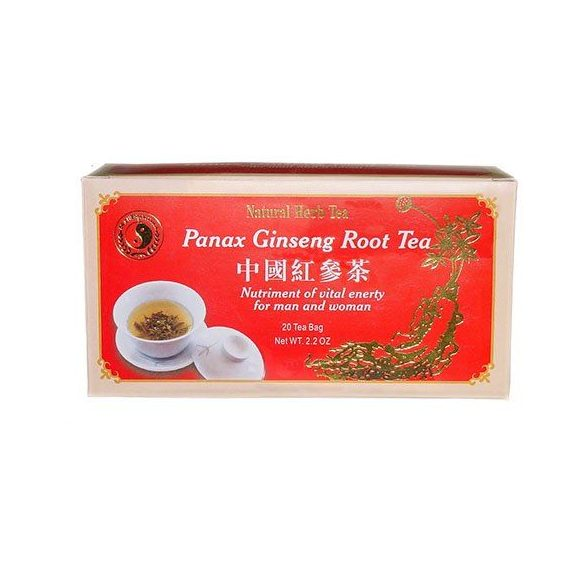 Dr. Chen Panax ginseng tea filteres (20 db)
