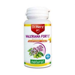Dr. Herz Valeriana+Komló+Golgotavirág kapszula (60 db)