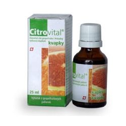 CITROVITAL grapefruit csepp (25 ml)