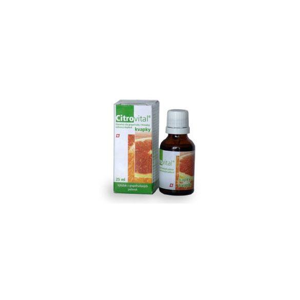 CITROVITAL grapefruit csepp (25 ml)