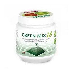 Zöldvér Green Mix 18 zöld növényi keverék por + MSM (150 g)