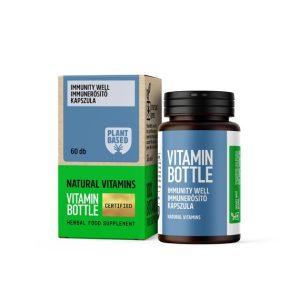 Vitamin Bottle Immunity Well immunerősítő kapszula (30 db)