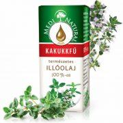 Medinatural 100%-os Kakukkfű illóolaj (10 ml)