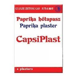 Dr. Chen Capsiplast - Paprika hőtapasz (2 db)