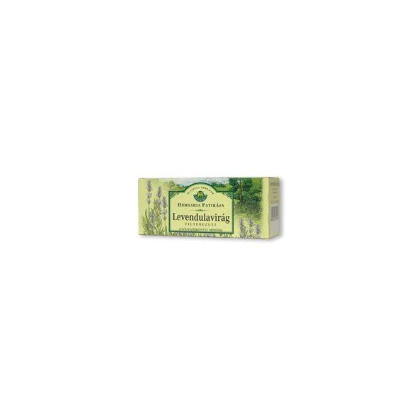Herbária Filteres tea Levendulavirág (25x1 g)