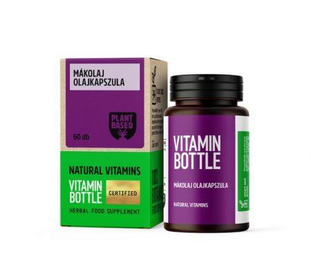Vitamin Bottle Mákolaj kapszula (30 db)