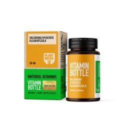 Vitamin Bottle Valeriana nyugtató olajkapszula citromfűvel (30 db)