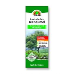 Sunlife Ausztrál teafaolaj (30 ml)
