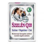 Dr. Chen Szelén Q10 kálcium magnézium cink tabletta (30 db)