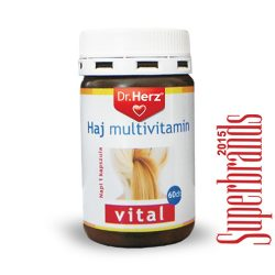 Dr. Herz Haj Multivitamin kapszula (60 db)