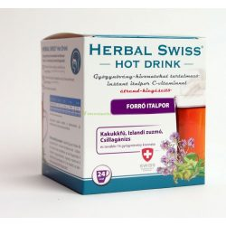 Herbal Swiss Hot Drink instant italpor (24 db)