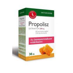 Interherb Napi 1 Propolisz extraktum 250 mg kapszula (30 db)