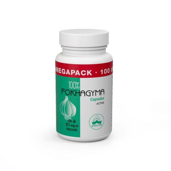 Bioextra Fokhagyma kapszula 100% (100 db)