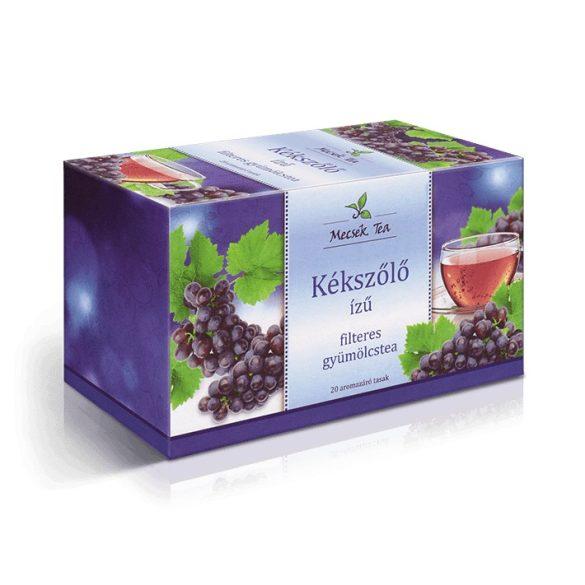 Mecsek Tea Kékszőlő ízű filteres gyümölcstea (20 x 2 g)