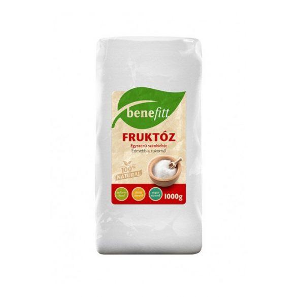 Benefitt Gyümölcscukor Természetes Fruktóz (1000 g)