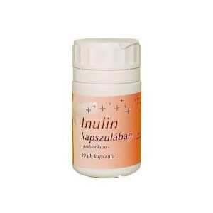 Inulin kapszulában (90 db)