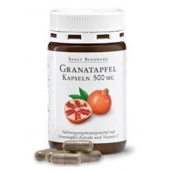 Sanct Bernhard Gránátalma 500 mg (90 db)