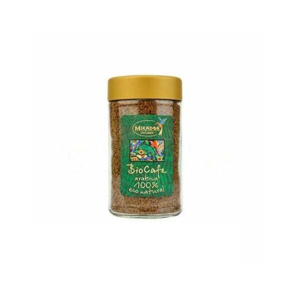 Mirador Bio Instant 100% Arabica kávé (100 g)