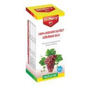 Dr. Herz 100% Hidegen sajtolt szőlőmagolaj (50 ml)