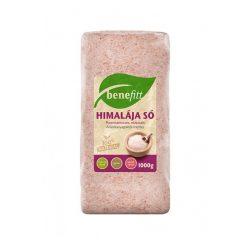 Benefitt Himalája só rózsaszín finom (1000 g)