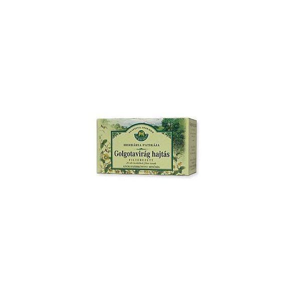 Herbária Filteres tea Golgotavirág hajtás (20x1 g)