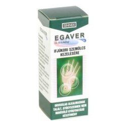 Sinnex Egaver szemölcs elleni ecsetelő (10 ml)
