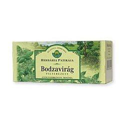 Herbária Filteres tea Bodzavirág (25x1 g)