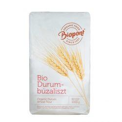 Biopont Bio Durumbúzaliszt sima (1000 g)