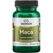 Swanson Maca 500 mg kapszula (60 db)