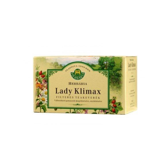 Herbária Filteres tea Lady Klimax (20 db)