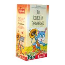 Apotheke Bio Rooibos Tea Gyermekeknek, filteres (20x1,5g flt)