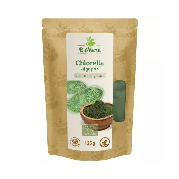 Biomenü bio chlorella por (125 g)