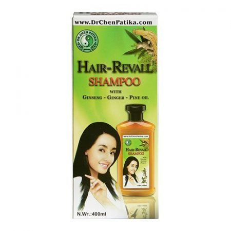 Dr. Chen Hair-Revall Sampon (400 ml)
