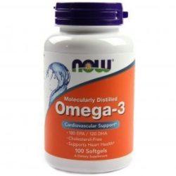 Now Omega-3 gélkapszula (100 db)