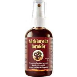 Zöldvér Sárkánytűz torokőr spray (50 ml)