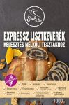 Szafi Free EXPRESSZ lisztkeverék kelesztés nélküli tésztákhoz (1000 g)