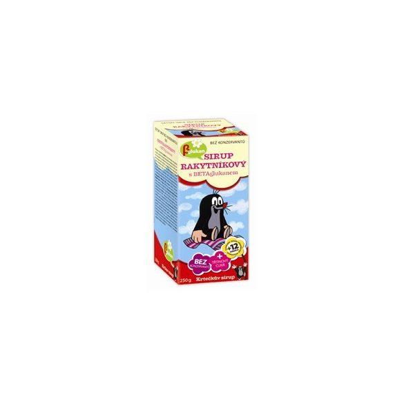 Kisvakond szirupja gyermekeknek homoktövis béte-glükánnal (250 g)