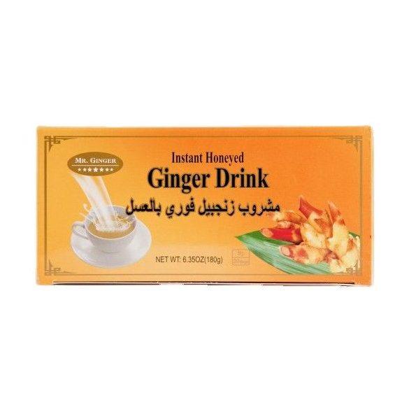 Big Star Street Instant mézes gyömbér tea (20 db)