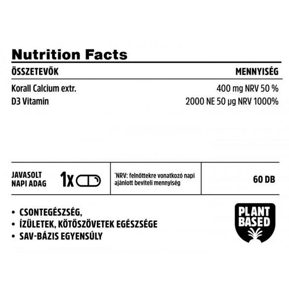 Vitamin Bottle Korall Kalcium kapszula (30 db)